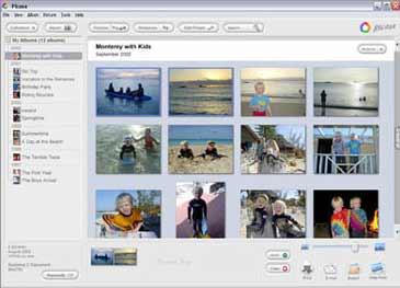Picasa 2 русская версия